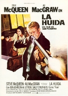 The Getaway - Spanish Movie Poster (xs thumbnail)