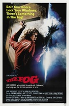 The Fog - Theatrical movie poster (xs thumbnail)