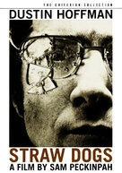 Straw Dogs - VHS movie cover (xs thumbnail)