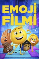 The Emoji Movie - Turkish Movie Cover (xs thumbnail)