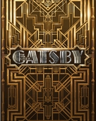 The Great Gatsby - Blu-Ray movie cover (xs thumbnail)