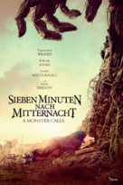 A Monster Calls - Swiss Movie Cover (xs thumbnail)