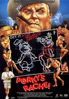 Porky's Revenge - German Movie Poster (xs thumbnail)