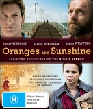 Oranges and Sunshine - Australian Blu-Ray cover (xs thumbnail)