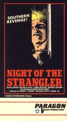 Night of the Strangler - VHS cover (xs thumbnail)