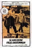 Scarecrow - Swedish Movie Poster (xs thumbnail)