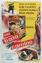 A Bullet Is Waiting - Argentinian Movie Poster (xs thumbnail)