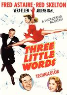 Three Little Words - DVD cover (xs thumbnail)