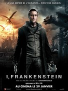I, Frankenstein - French Movie Poster (xs thumbnail)