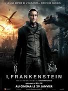 I, Frankenstein - French Movie Poster (xs thumbnail)