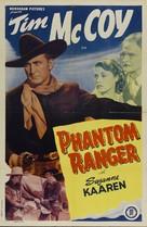 Phantom Ranger - Movie Poster (xs thumbnail)