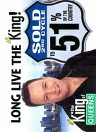 """""""The King of Queens"""" - Movie Poster (xs thumbnail)"""