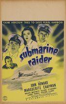 Submarine Raider - Movie Poster (xs thumbnail)