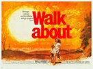 Walkabout - British Movie Poster (xs thumbnail)