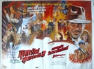 Indiana Jones and the Temple of Doom - Thai Movie Poster (xs thumbnail)