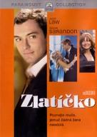 Alfie - Czech DVD cover (xs thumbnail)