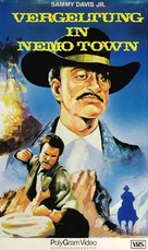 Gone with the West - German VHS movie cover (xs thumbnail)