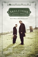 Skeletons - British Movie Poster (xs thumbnail)