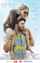Gifted - Italian Movie Poster (xs thumbnail)