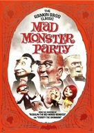 Mad Monster Party? - Movie Cover (xs thumbnail)