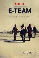 E-Team - Movie Poster (xs thumbnail)