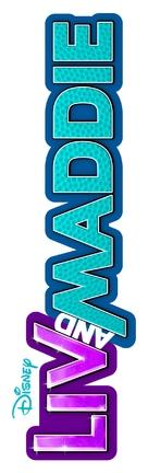 """""""Liv & Maddie"""" - Logo (xs thumbnail)"""
