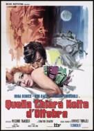 Quella chiara notte d'ottobre - Italian Movie Poster (xs thumbnail)