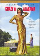 Crazy in Alabama - DVD movie cover (xs thumbnail)
