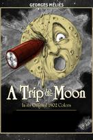 Le voyage dans la lune - DVD movie cover (xs thumbnail)
