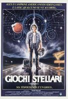 The Last Starfighter - Italian Movie Poster (xs thumbnail)