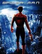 Spider-Man - Blu-Ray movie cover (xs thumbnail)