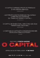 Le capital - Portuguese Movie Poster (xs thumbnail)
