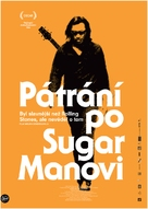 Searching for Sugar Man - Czech Movie Poster (xs thumbnail)