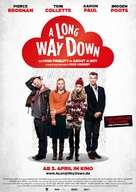 A Long Way Down - German Movie Poster (xs thumbnail)