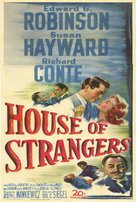 House of Strangers - Movie Poster (xs thumbnail)