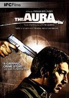 El aura - DVD cover (xs thumbnail)
