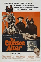 Curse of the Crimson Altar - Movie Poster (xs thumbnail)