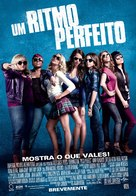 Pitch Perfect - Portuguese Movie Poster (xs thumbnail)