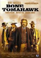 Bone Tomahawk - French DVD movie cover (xs thumbnail)