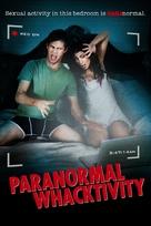 Paranormal Whacktivity - DVD cover (xs thumbnail)