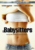 The Babysitters - French DVD movie cover (xs thumbnail)