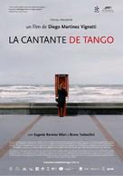 La cantante de tango - Argentinian Movie Poster (xs thumbnail)