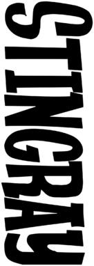 """Stingray"" - British Logo (xs thumbnail)"