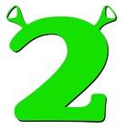 Shrek 2 - Logo (xs thumbnail)