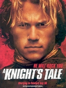 A Knight's Tale - Movie Poster (xs thumbnail)