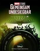 """Marvel Studios: Assembled"" - German Movie Poster (xs thumbnail)"