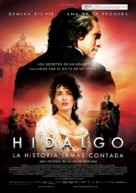Hidalgo - La historia jamás contada. - Spanish Movie Poster (xs thumbnail)