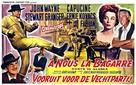 North to Alaska - Belgian Movie Poster (xs thumbnail)