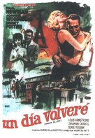 Paris Blues - Spanish Movie Poster (xs thumbnail)