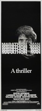 Marathon Man - Movie Poster (xs thumbnail)